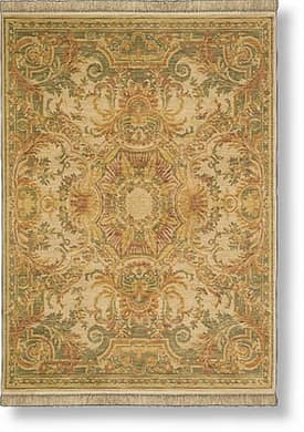 Shaw Antiquities Aubusson Rug