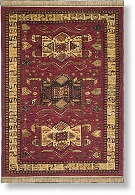 Shaw Antiquities Caucasian Rug