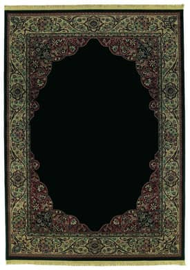 Shaw Kathy Ireland Essentials Manor Border Rug
