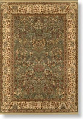 Shaw Kathy Ireland Gallery Meadow Flowers Rug
