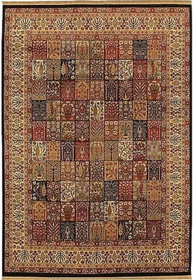 Shaw Kathy Ireland Gallery Quilted Comfort Rug