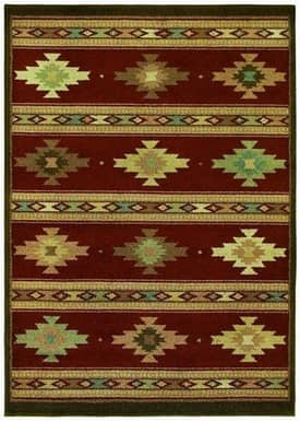 Shaw Origins Painted Desert Rug