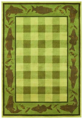 Shaw Timber Creek Lake House Rug