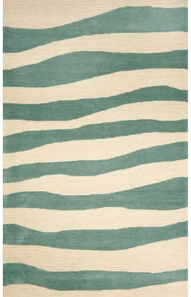 Trans Ocean Spello Outdoor Wavey Stripe Rug