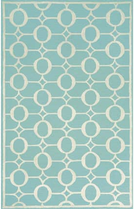 Trans Ocean Spello Outdoor Arabesque Rug