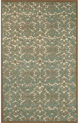 Trans Ocean Antigua Scroll Rug