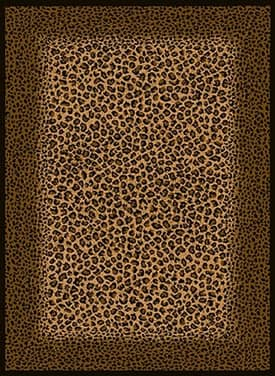 United Weavers Safari Leopard Skin Rug