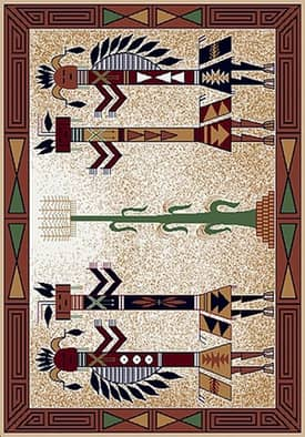 United Weavers Safari Dance Rug
