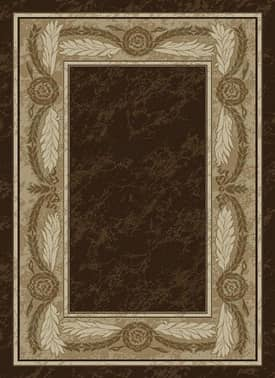 United Weavers China Garden Ebony Crest Rug