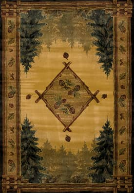 United Weavers Genesis Forest Trail Rug