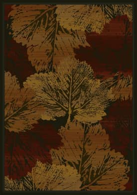 United Weavers Genesis Fall Canvas Rug
