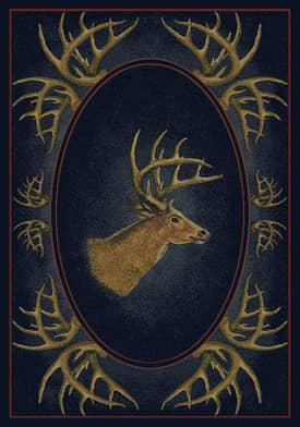 United Weavers Hautman Brothers Buck Head Rug
