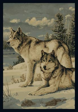United Weavers Hautman Brothers Watchful Pause Rug
