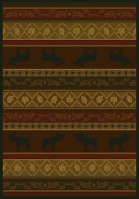 United Weavers Marshfield Moose Rug