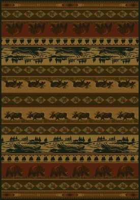 United Weavers Marshfield Kodiak Island Rug
