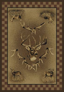 United Weavers Marshfield Whitetail Ridge Rug