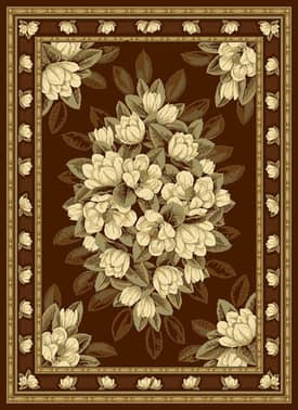 United Weavers China Garden Sugar Magnolia Rug