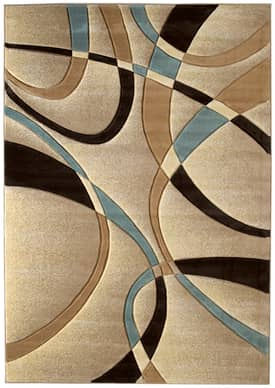 United Weavers Contours La-Chic Rug