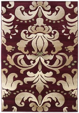 United Weavers Contours Lotus Rug