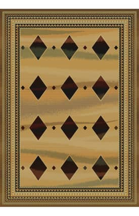 United Weavers Horizons Jaded Diamonds Rug