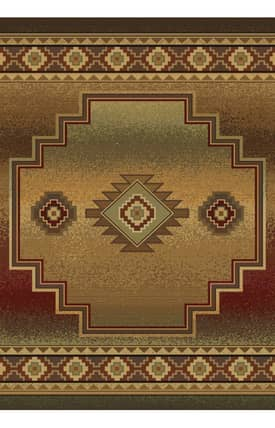 United Weavers Horizons Painted Desert Rug
