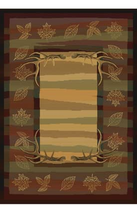 United Weavers Horizons Autumn Maple Rug