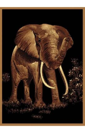 United Weavers Legends Elephant Rug