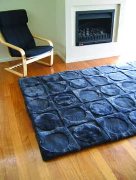 Bowron Constellation Lunar Rug