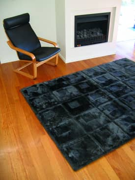 Bowron Constellation Orbit Rug
