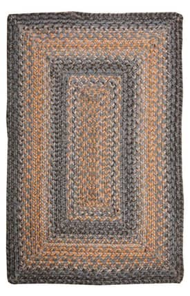 Homespice Decor Hudson Jute Bora Bora Braided Rug