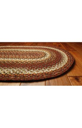 Homespice Decor Cotton Braided Cambria Rug
