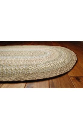 Homespice Decor Cotton Braided Confetti Rug