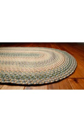 Homespice Decor Out-Durable Braided Outdoor Monterrey Rug