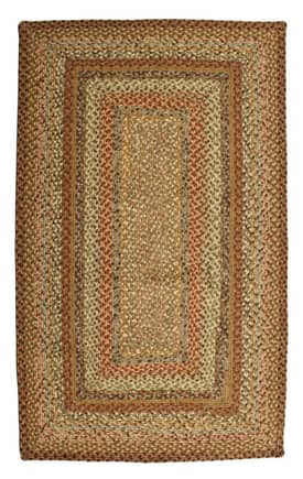 Homespice Decor Cotton Braided Mosaic Rug