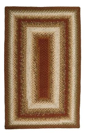 Homespice Decor Cotton Braided Olive Rug
