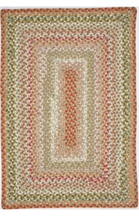 Homespice Decor Cotton Braided Spring Rug