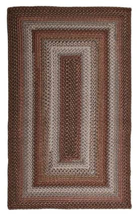Homespice Decor Out-Durable Braided Outdoor Tacoma Rug