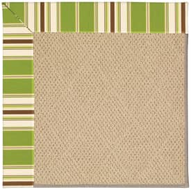 Capel Zoe Outdoor Cane Wicker 9 Rug