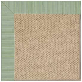 Capel Zoe Outdoor Cane Wicker 11 Rug