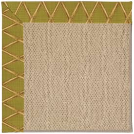Capel Zoe Outdoor Cane Wicker 20 Rug