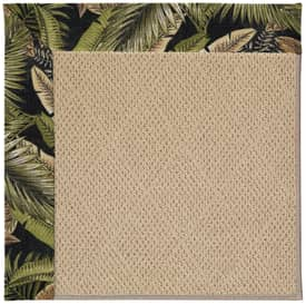 Capel Zoe Outdoor Cane Wicker 22 Rug