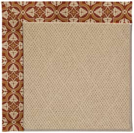 Capel Zoe Cane Wicker 39 Rug