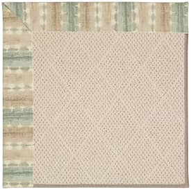 Capel Zoe White Wicker 7 Rug