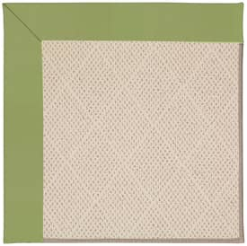 Capel Zoe White Wicker 8 Rug
