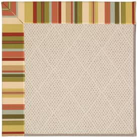 Capel Zoe White Wicker 17 Rug