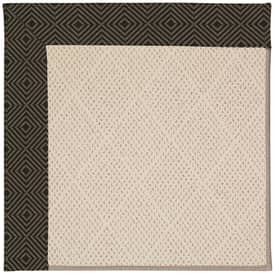 Capel Zoe White Wicker 29 Rug