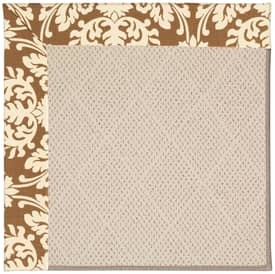 Capel Zoe White Wicker 38 Rug