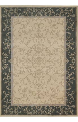 Capel Quiescent Scroll Rug