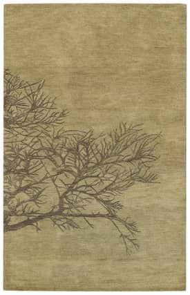 Capel Desert Plateau Shadow Branch Rug