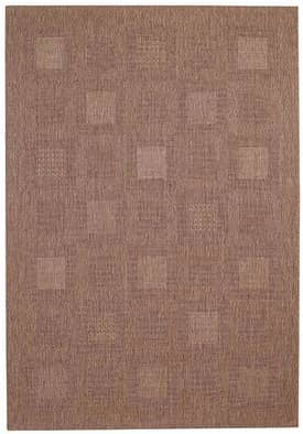 Capel Springs Outdoor Blocks Rug